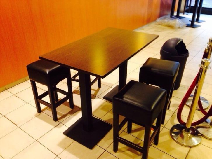 diverse lunchroom meubilair