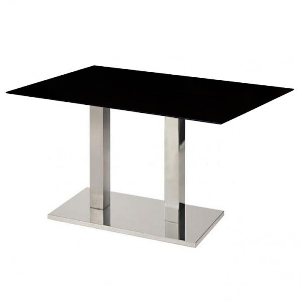Cafe tafels tafelblad horeca tafel for Horeca tafels