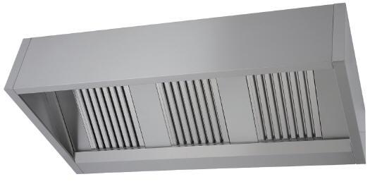 Rvs Keuken Horeca : Horeca Afzuigkap, Ventilatiebox, Luchtbuizen, Geurfilterkast