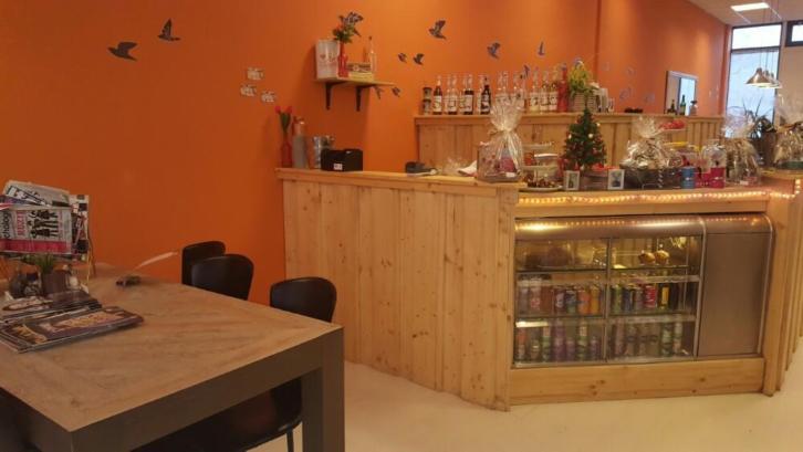 Koffiebar lunchroom - Koffiebar decoratie ...