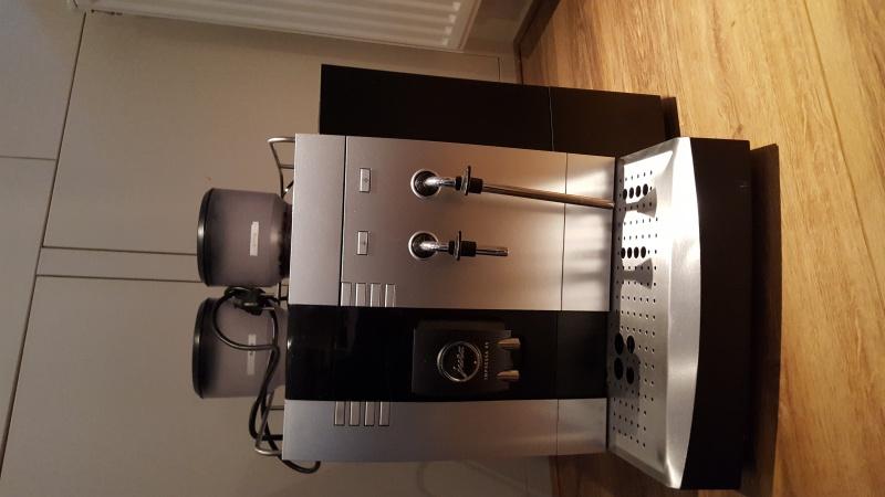 espressomachine jura impressa x9. Black Bedroom Furniture Sets. Home Design Ideas