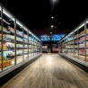 Uitgebreid scala High Performance Supermarkt koelmeubelen