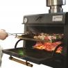 Nieuwe houtskool grill oven met glazen deur | 3 modellen