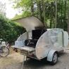 Foodtrailer - Uniek exemplaar - inclusief koeling!