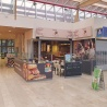 Lunchroom 48 zitplaatsen, winkelcentrum Delft