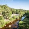 Mooie camping aan een rivier met minder dan 50 plaatsen.