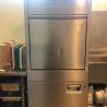 Hobart pannenwasmachine met waterontharder
