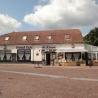 Café-Restaurant met terras en bovenwoning