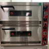 NIEUW! Pizza oven | enkel & dubbel | 4 & 4 + 4 pizza's