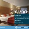 Gezocht: Hotels minimaal 60 kamers