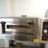 NIEUW! GAS pizza oven | 6 modellen enkel & dubbele