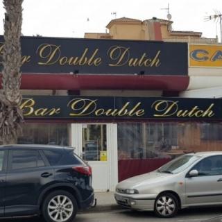 In prijs verlaagd Bar Double Dutch te Benidorm, Costa Blanca