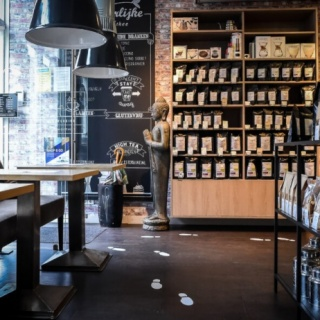 te huur, winkel in centrum van Hengelo