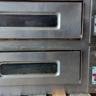 Pizza oven 2x6