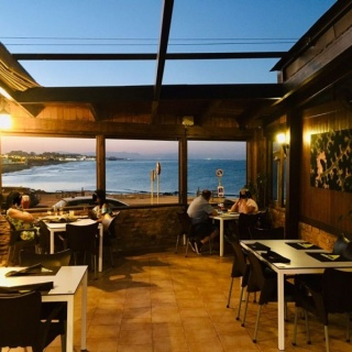 Torrevieja Top restaurant El Italiano 1e lijn strand
